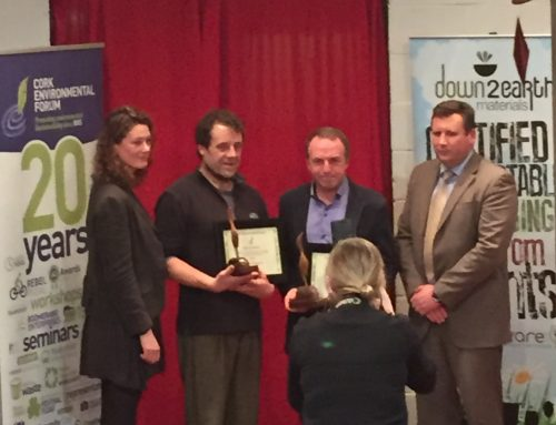 Sustainable Agriculture Award for Donal