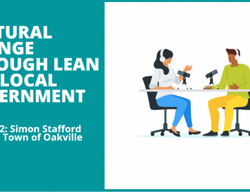 Episode 2 – Cultural Change through Lean for Local Government